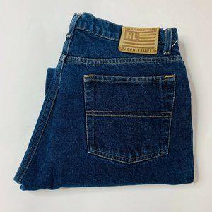 Ralph Lauren Polo Jeans Women Size 12 X 29 Classic